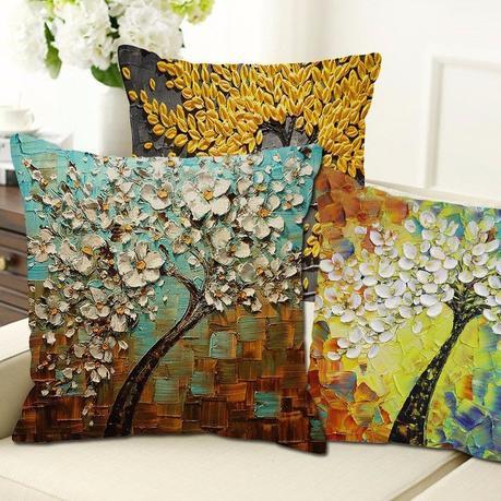 bohemian European pillowcases