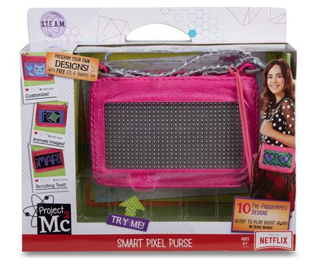 Gifts for girls: Mc2 pixel purse 👛