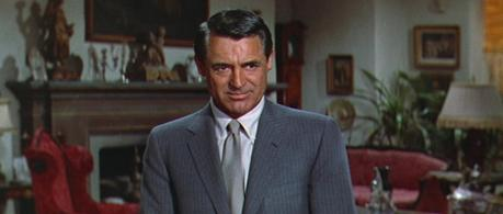 Cary Grant's Gray Pinstripe Suit in An Affair to Remember