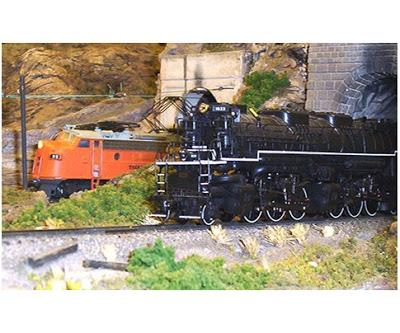 Like Model Trains? Then Visit The Paul Mallery Model Railroad Center