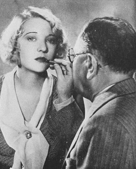 Max-Factor-with-Dorothy-Mackaill