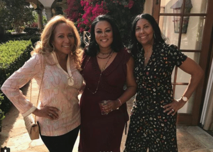 Star Jones Showered With Love At Her Bridal Shower On Sunday