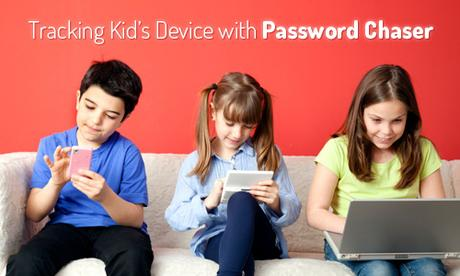 Tracking-Kids-Device-with-Password-Chaser