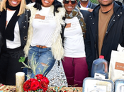 NeNe Leakes Marlo Hampton 'Simply Giving' Deliver Thanksgiving Meals