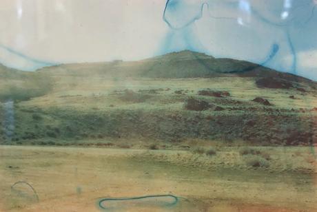 Boston Artist Sarah Pollman Abstract Landscape