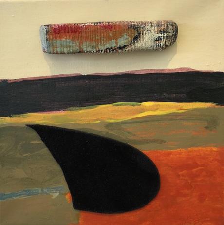Boston Artist Dean Nimmer Abstract Painting