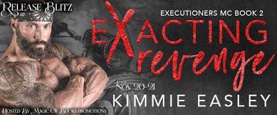 Release Blitz: Exacting Revenge by Kimmie Easley