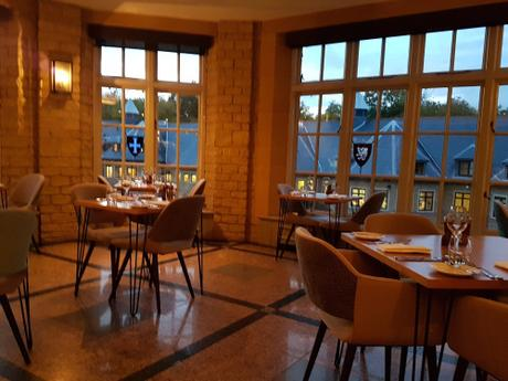 Review: The Brasserie at Pennyhill Park