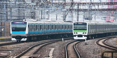 Japanese railway