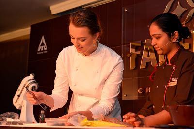 Fabelle Launches 'Societe De Chocolat masterclass series' with Billie McKay, Masterchef Australia Winner 2015