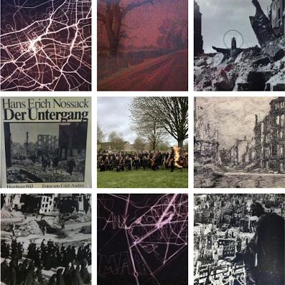 Melancholia: A Sebald Variation – an exhibition at Somerset House