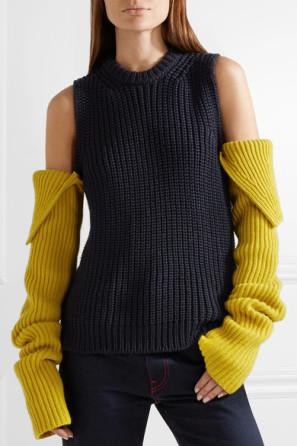 Stay Classy! Stay Sassy! With The Latest Sweater Trends!