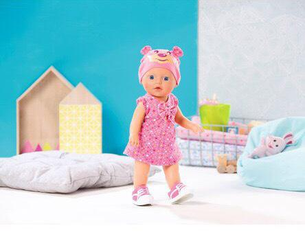 Gifts for girls: My little Baby Born walks