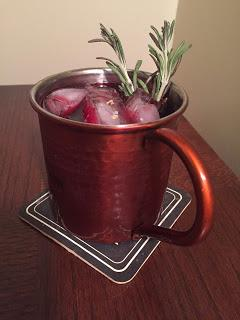 A New Familiar Way To Drink:  A Fresh Thanksgiving Cocktail