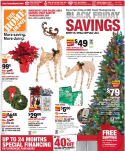 Home Depot Black Friday Deals_Local Black Friday Sales