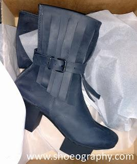 Shoe of the Day | Trippen Cart F Happy Boots