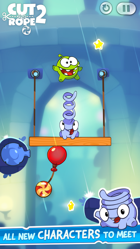 Cut the Rope 2 | Apkplaygame.com