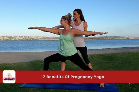 7 Benefits of Pregnancy Yoga I Bet You Didn't Know