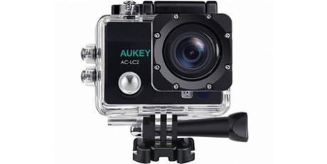 Gear Closet: Aukey AC-LC2 Budget 4K Action Camera Review
