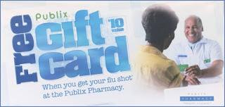 FREEBIE: Get Paid to Get the Flu Shot (US)