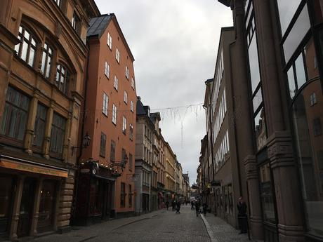 Weekend in Stockholm