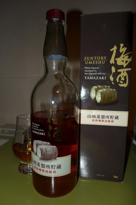 Tasting Notes: Suntory: Yamazaki Aged Umeshuu
