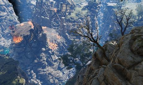 Divinity Original Sin 2 beautiful nature graphics