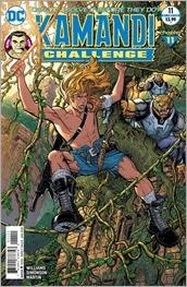 The Kamandi Challenge #11 Cover - Romita Jr.