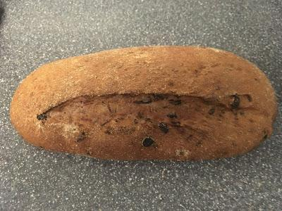 Today's Review: Tesco Cranberry, Sage & Onion Bread