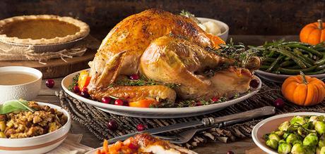 The Thanksgiving Restaurant & Recipe Roundup 2017