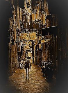 Il sole di Napoli / The sun in Naples