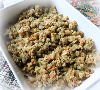 Sage & Onion Stuffing