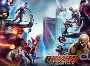 "Video Releases Sizzle Reel Four-Show Crossover Event ""Crisis Earth-X"""
