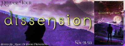Release Tour: Dissension by Kristy Centeno