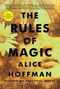The Rules of Magic needs more magic