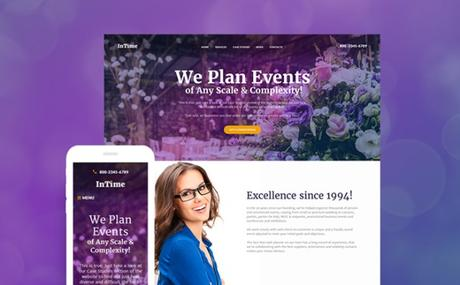 {Latest 2017} 10 Best Event WordPress Themes for Your Website