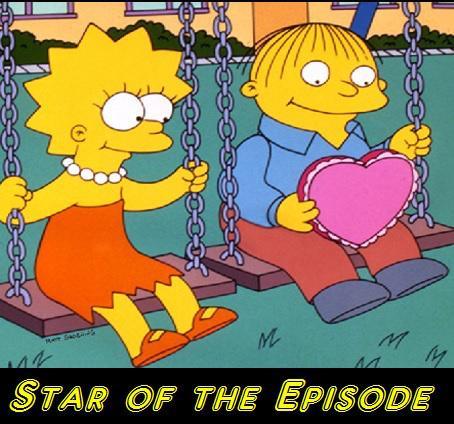 The Simpsons Challenge – Season 4 – Episode 15 – I Love Lisa
