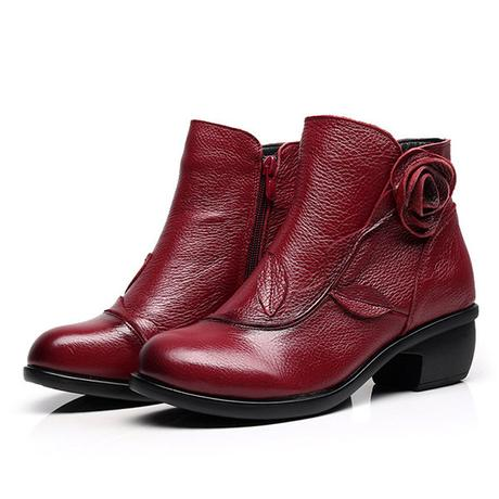 Socofy vintage boots