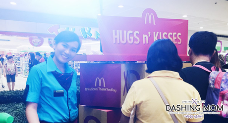 A fun-filled event as SM Supermalls partners with McDonald's to celebrate #NationalThankYouDay | Dashing Mom