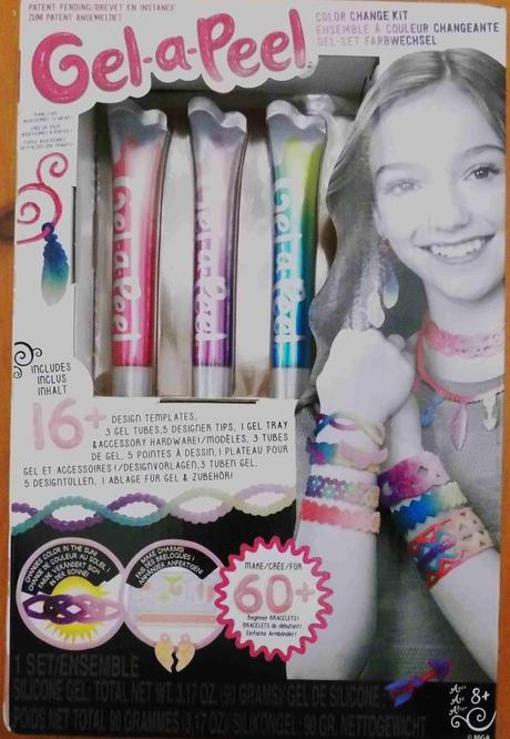 Gifts for Girls: Gel-a-Peel