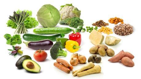 Low-Carb Vegetables