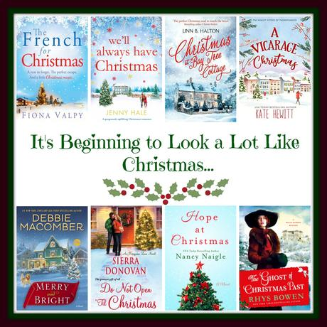 It's Beginning to Look a Lot Like Christmas (novels)!