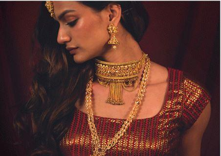 PipaBella brings wedding jewelleries as a major inspiration for our next Sangeet funtion