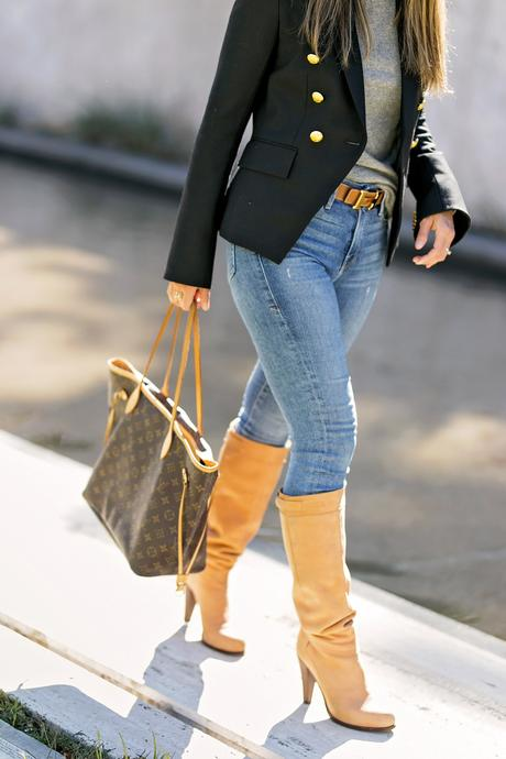 The Veronica Beard Hero Blazer // Thanksgiving Outfit Ideas