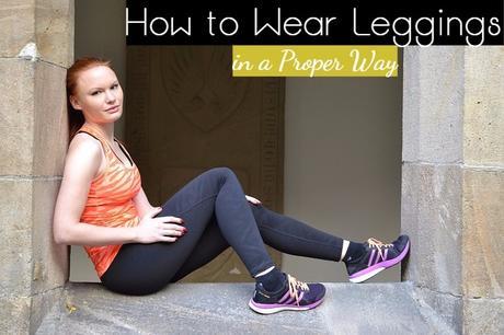How to Wear Leggings