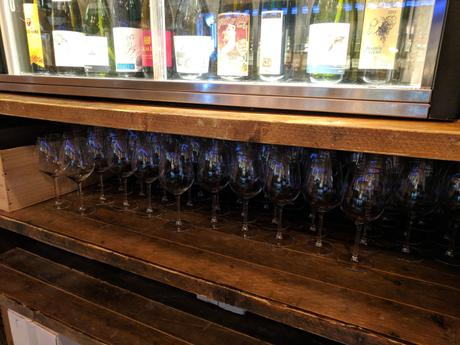 Load your card, collect a glass and dispense your own wine at Vagabond, Northcote Road, Clapham Junction