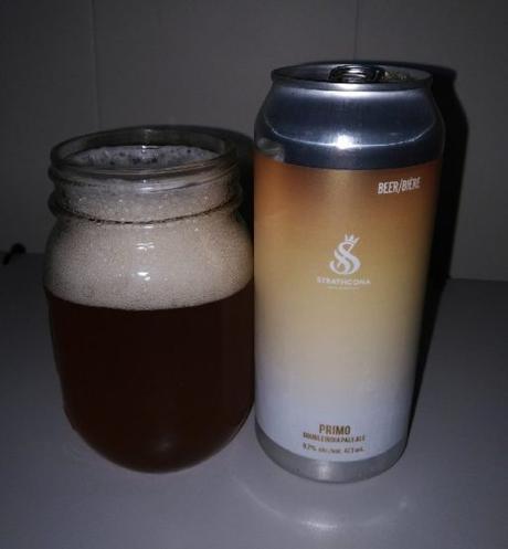 Primo Double IPA – Strathcona Beer Company