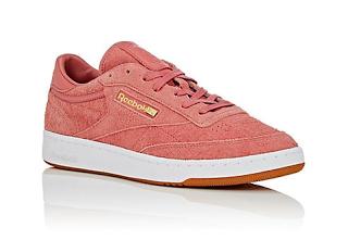 Seasonal Saturation:  Reebok BNY Sole Series Club C 85 Suede Sneaker