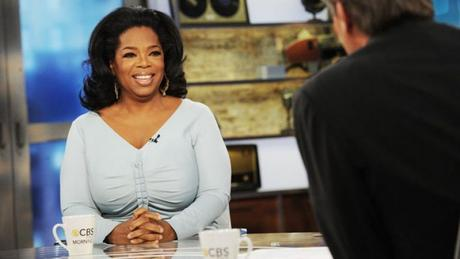 CBS This Morning Reportedly Wants Oprah To Fill In For Charlie Rose