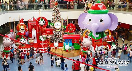 SM Mall of Asia Unveils their center piece design this Christmas | Dashing Mom